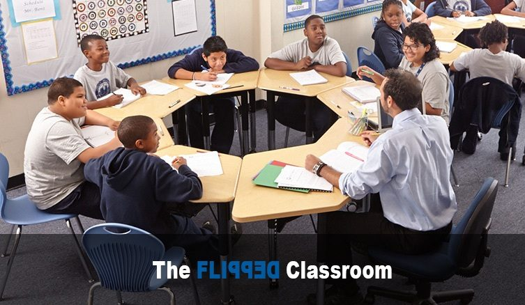 Why Educators Are Flipping Over Their Classroom