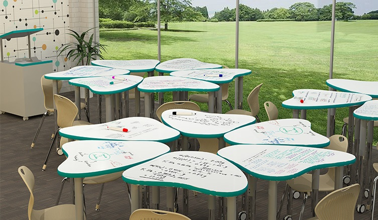 How Classroom Furniture Affects Student Success
