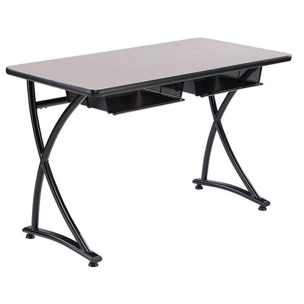 V2 Fixed Double Desk
