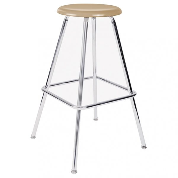 Fixed Lab Stool