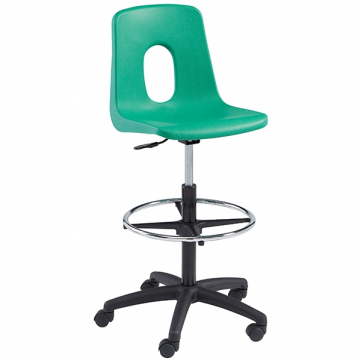 Classic Computer Chair with Draft kit