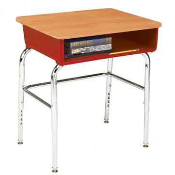 Standard Desk with Educational Edge