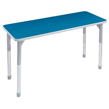 Rectangular Hercules Table with custom laminate