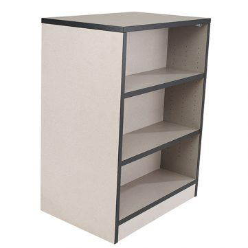 Stax Double Bookcase