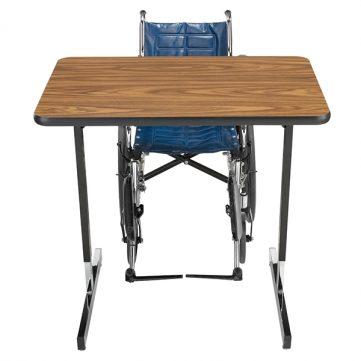 T-Leg ADA Table