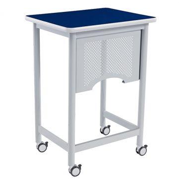 Vantage Desk with optional casters